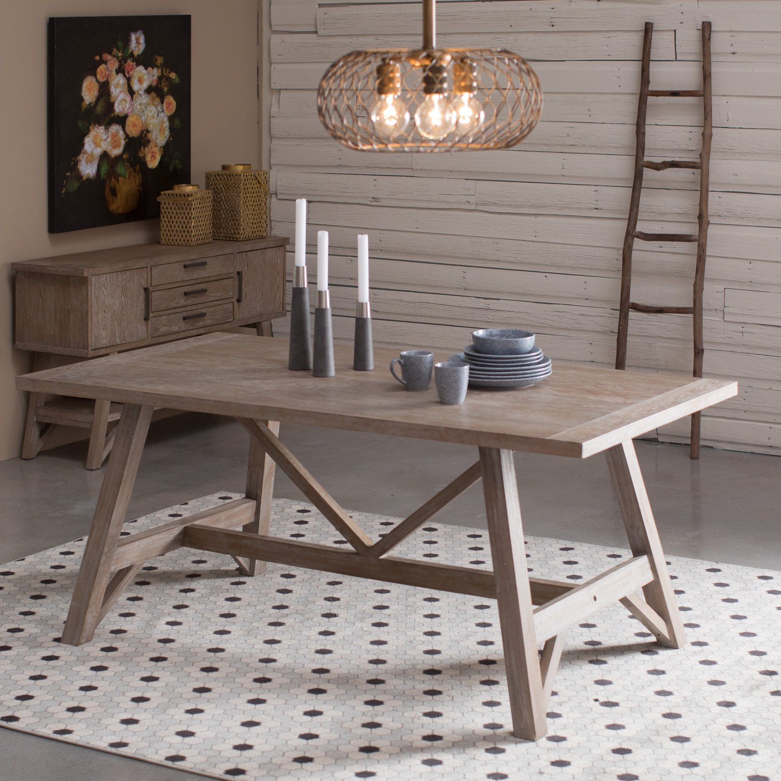 Belham Living Ezra Dining Table