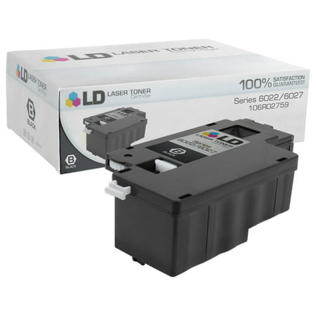 Compatible Xerox Phaser 6022/WorkCentre 6027 106R02759 Black Toner (2,000 Pages)