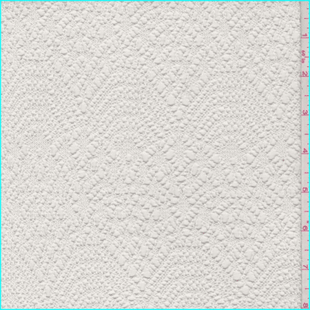 Crochet Lace Fabric (Cameo Crochet Lace, Fabric By the Yard )