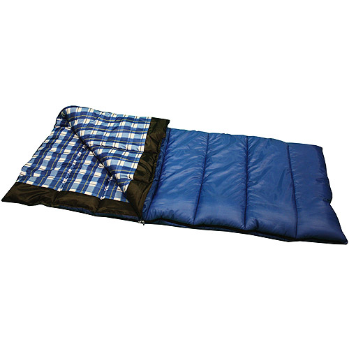 The ozark trail sleeping bag is a great buy! At under $, it's a great deal. And with 97 cent shipping to home, it's unbelievable. Seems like a more expensive sleeping bag since it has a quality feel to it. It comes in a nice zippered bag that can also be used as a carrying case. I plan to buy more of these to give out as gifts in the future/5().