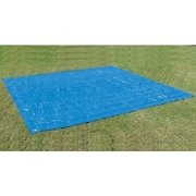Ground Cloth Tarp for 18 Foot Above Ground Swimming Pool