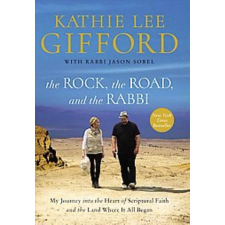 Rock, the Road, and the Rabbi, Kathie Lee Gifford Hardcover - image 1 of 1