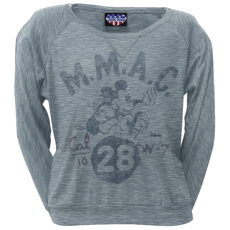 Mickey Mouse - MMAC Juniors Long Sleeve T-Shirt