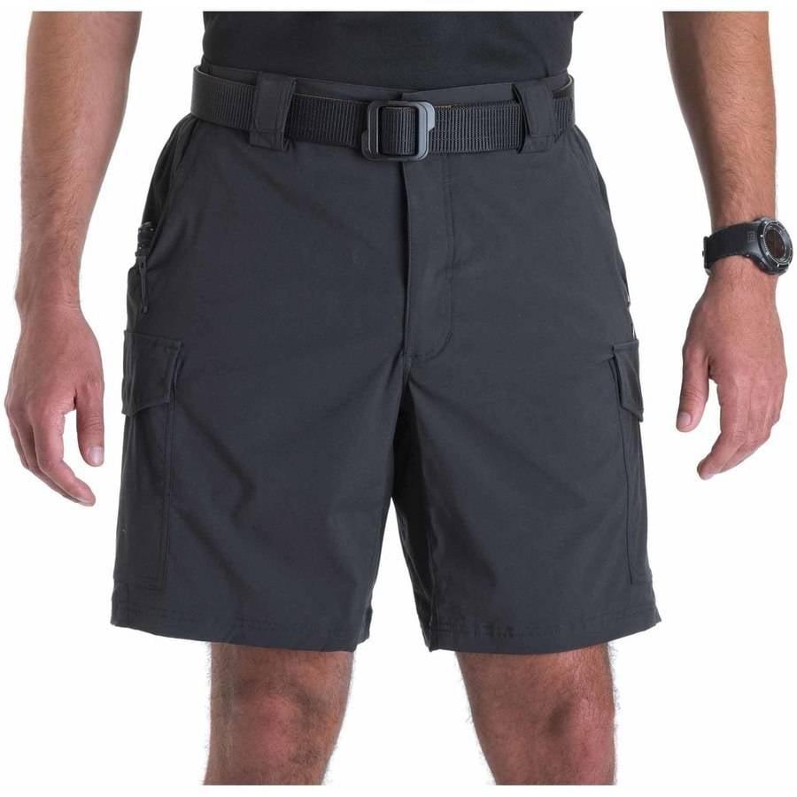 5.11 Tactical Bike Patrol Short, Black