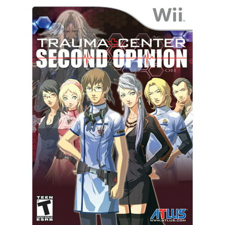 Trauma Center: Second Opinion - Nintendo Wii