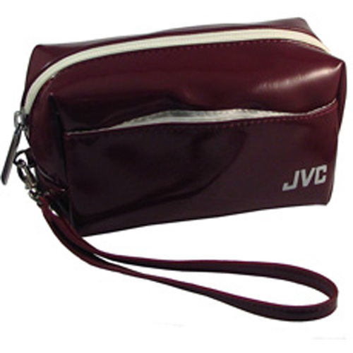JVC Vinyl Carrying Bag - Red