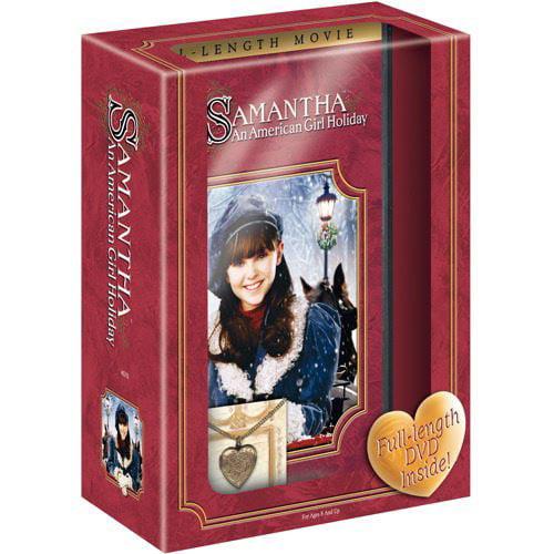 Samantha - An American Girl Holiday (Limited Edition Gift Set w/Locket)