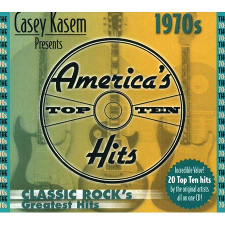 10 Classic Rock (Casey Kasem Presents: America's Top Ten - The 70S Classic Rock's Greatest)