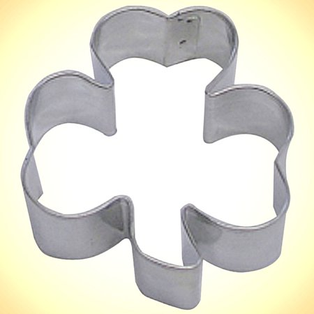 Shamrock Cookie Cutter 2.75 in](Walmart Cookie Cutters)