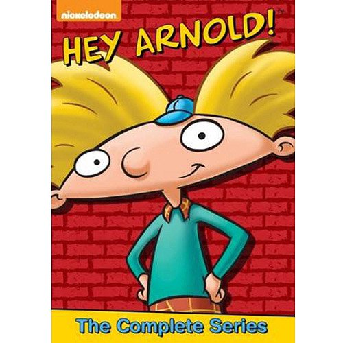 Hey Arnold! The Complete Series Full Frame (DVD)