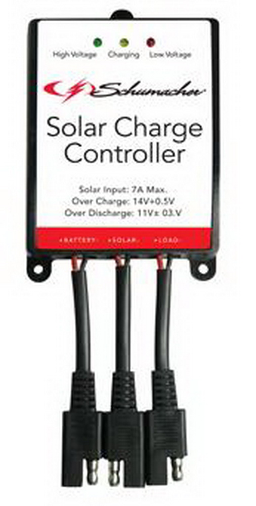 (Price EA)Schumacher SCHSPC-7A SOLAR PANEL CONTROLLER 7 AMPS by Schumacher Electric Corp