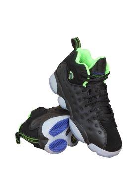 online store 8c388 47b1f Product Image Nike 861435-012   Jordan Jumpman Team II Basketball Shoe  Black Green