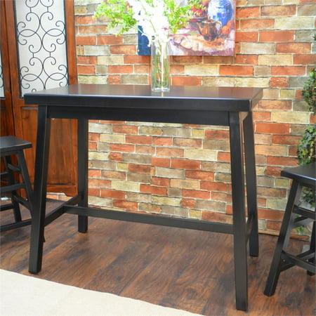 Carolina Chair and Table Asian Bar Table ()