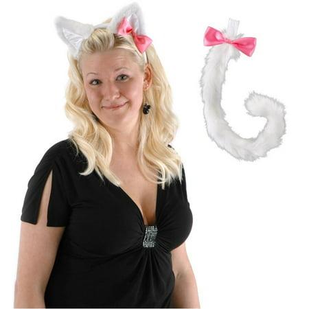 CUTE KITTY EARS AND TAIL SET - Kitty Ears