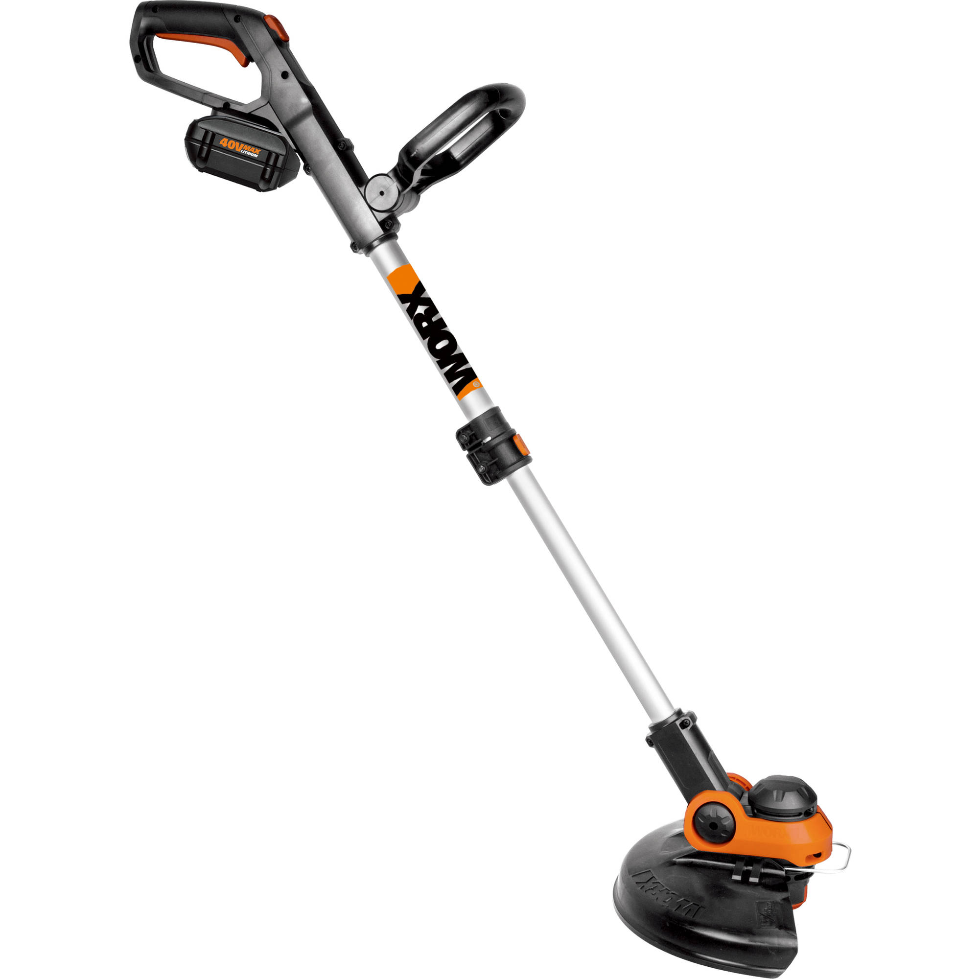"Worx 40V Li-ion 12"" Cordless Grass Trimmer Edger by Positec Technology"