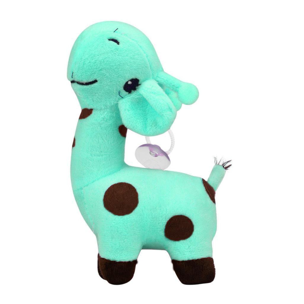 New Amusing Giraffe Dear Soft Plush Toy Animal Dolls Baby Kid Birthday Party Gift GN