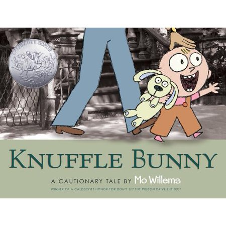 Knuffle Bunny: A Cautionary Tale (Hardcover) (Bunny Reading)