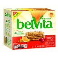belVita Cranberry Orange Breakfast Biscuits, 8.8 Oz.