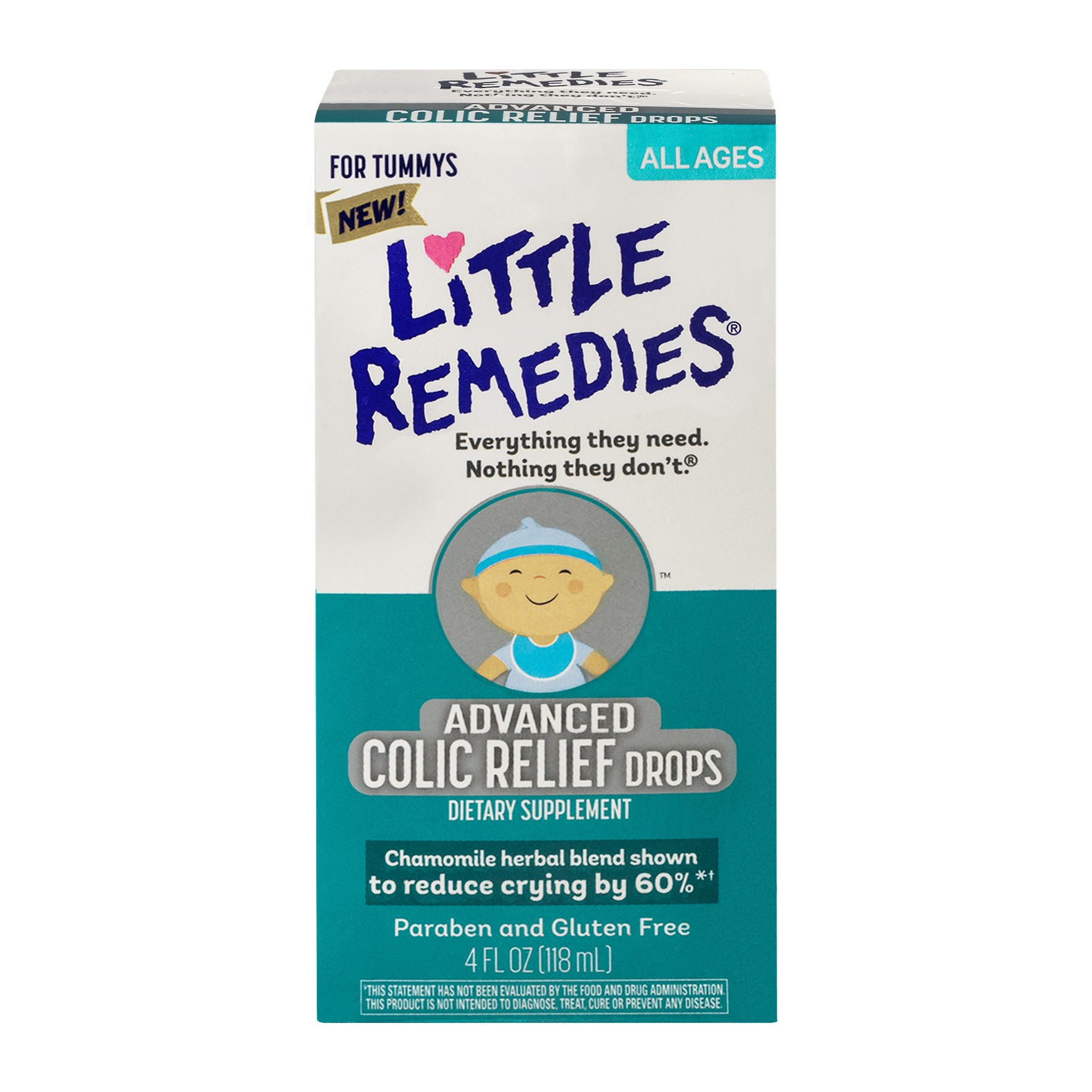 Little Remedies Advanced Colic Relief Drops 4 oz