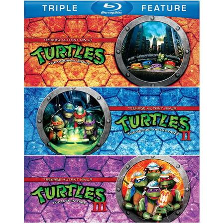 Teenage Mutant Ninja Turtles / Teenage Mutant 2 (Blu-ray) - Sticky Ninja 2