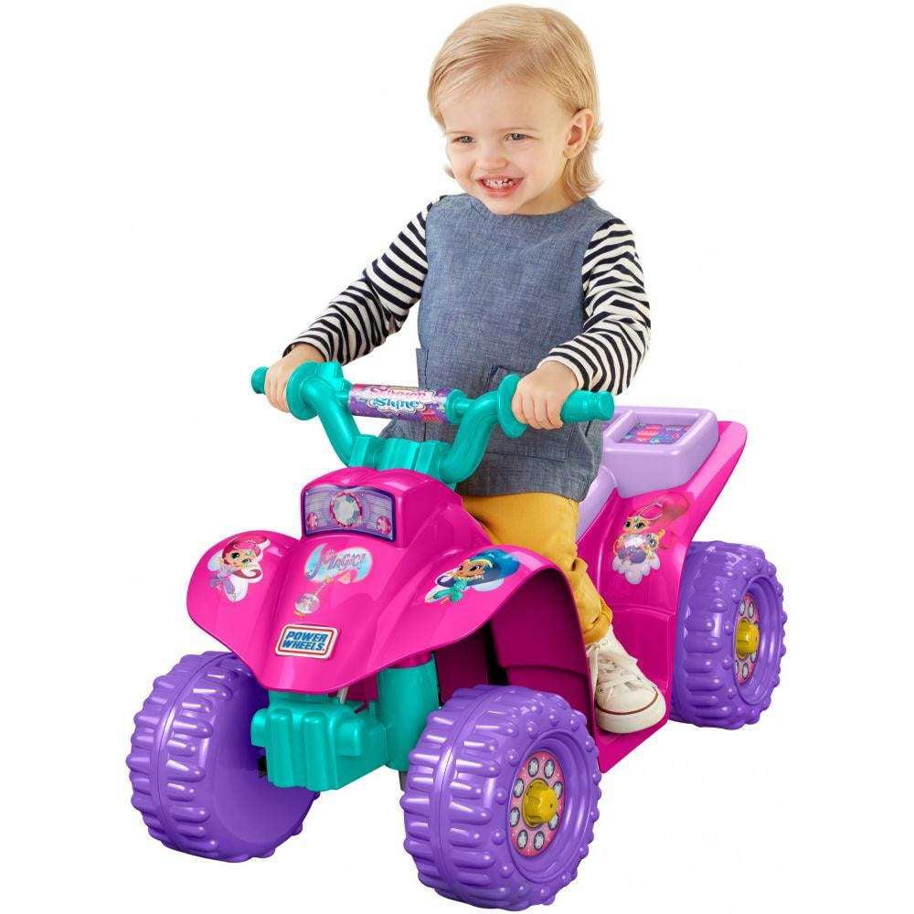 Fisher Price Power Wheels Nickelodeon Shimmer & Shine Lil...