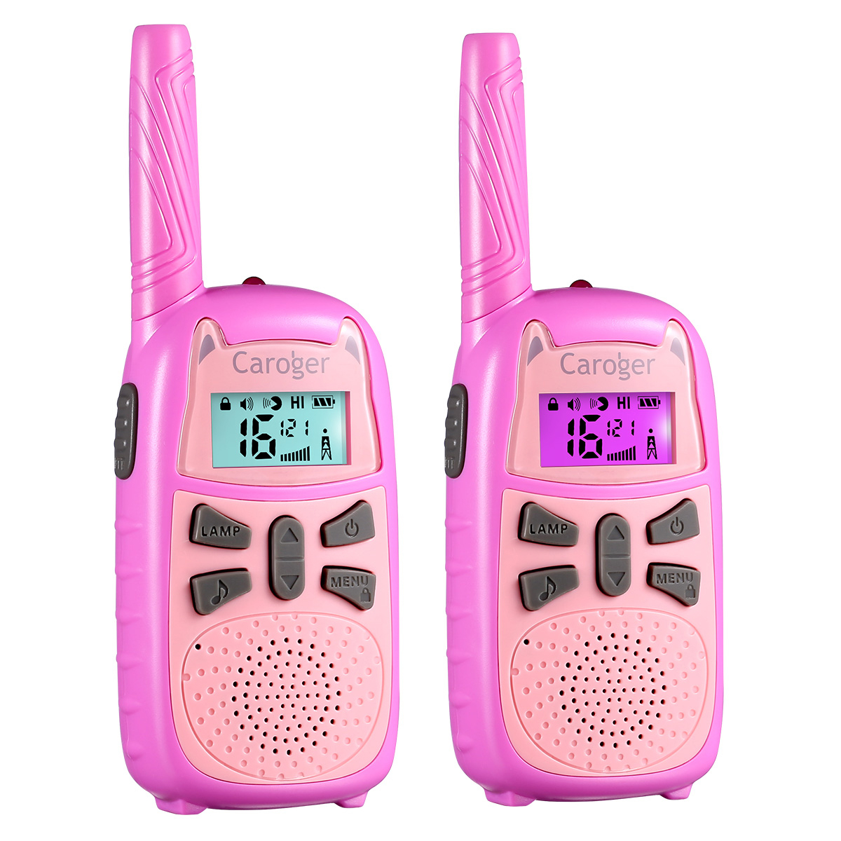 Walkie Talkies for Kids Walkie Talkies for Toddler 3 Miles Long Range FRS Radio Toys with Backlit LCD Flashlight for 1-12 Year Old Boys and Girls