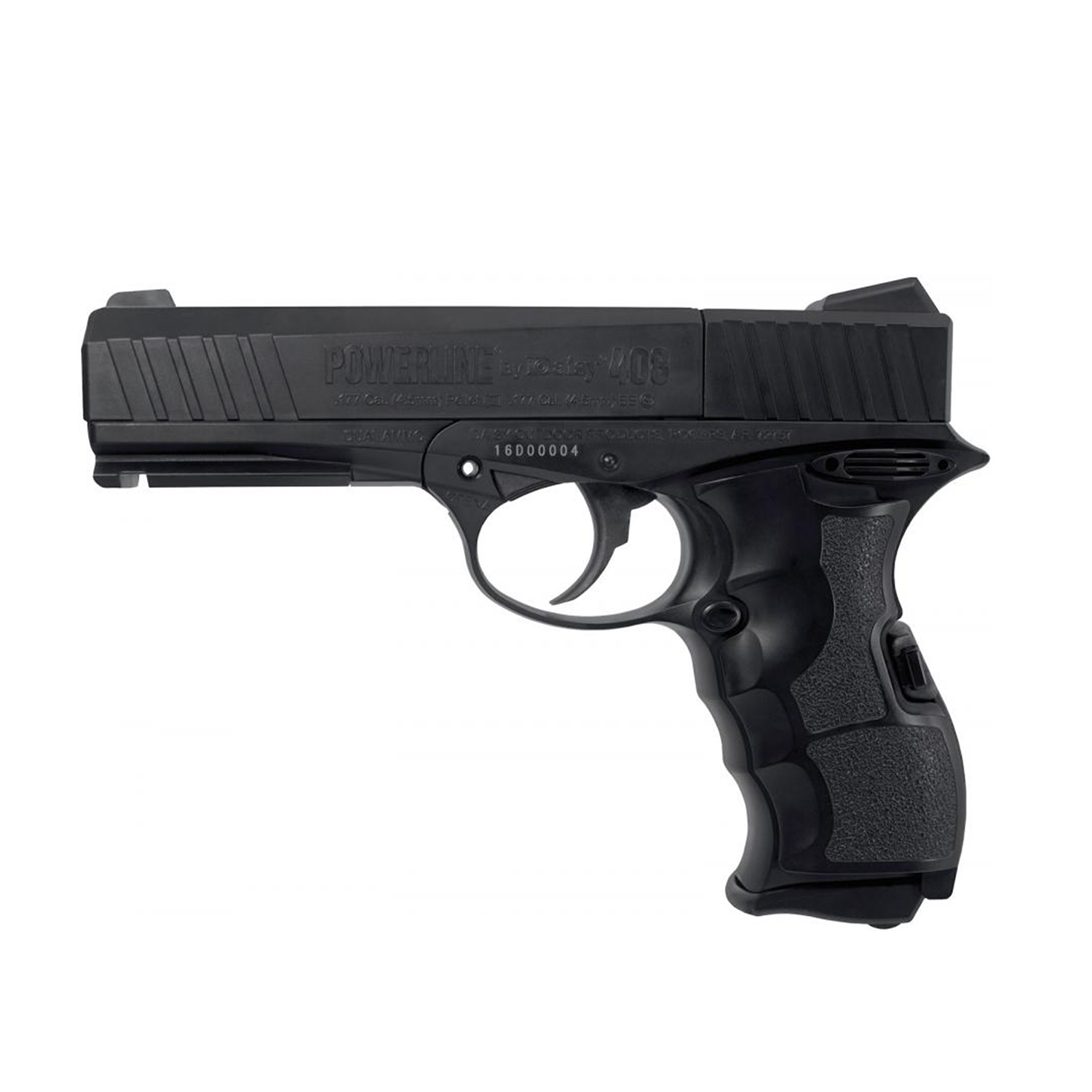 Daisy Outdoor Products PowerLine 408 Pistol 8-Shot BB or Pellet C02 Semi-Automatic by Daisy Outdoor Products