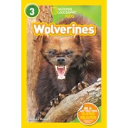 National Geographic Readers: Wolverines (L3) - eBook