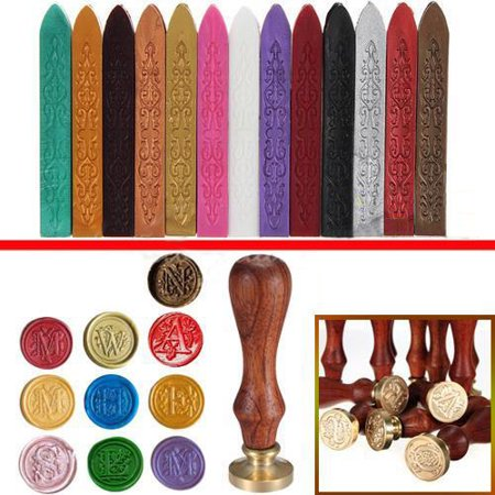 Sealing Wax Stick - Vintage Cord Wick Vintage Sealing Wax Sticks Seal For Letter Wedding Invitations