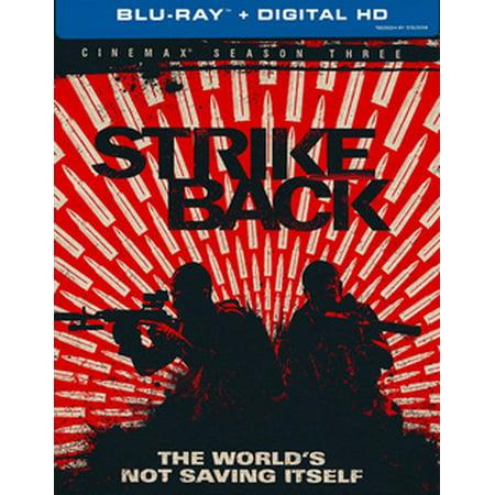 Strike Back: Cinemax Season Three (Blu-ray)