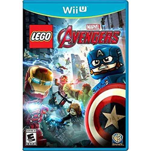 Lego Marvel's Avengers - Pre-Owned (Wii U)