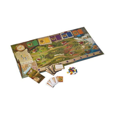 Greater Than Games Tuscany Essential Edition Board Game](Greater Than Games)