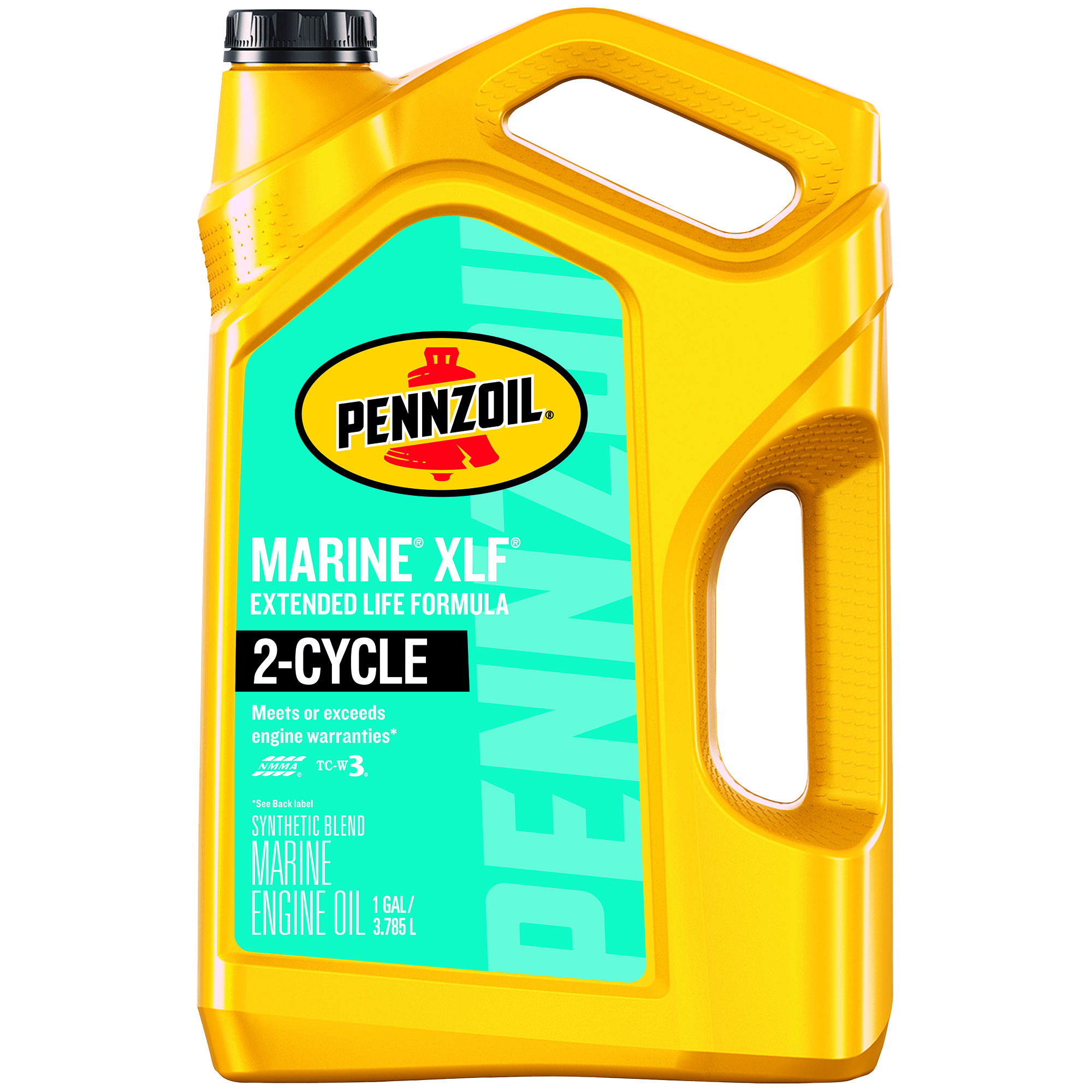 Pennzoil Marine XLF Synthetic Blend Engine Oil, 1 Gal