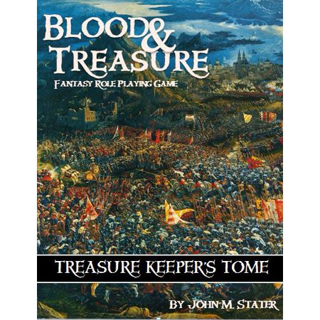 Treasure Keepers Tome Great