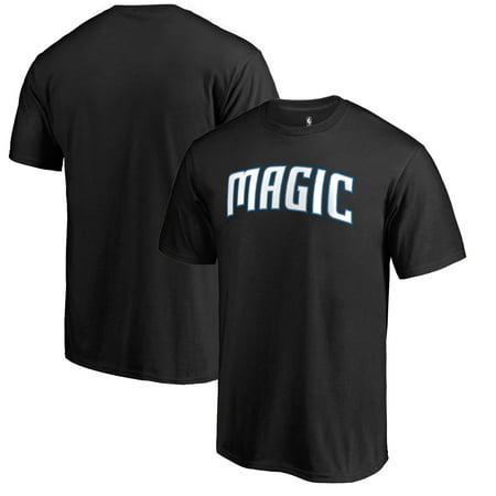 Orlando Magic Fanatics Branded Primary Wordmark T-Shirt - Black