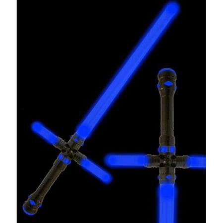 Blue Lightsaber (Star Wars Cross Guard Lightsaber)