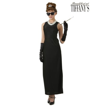Plus Size Breakfast at Tiffany's Holly Golightly (Halloween Costume Breakfast At Tiffany's)