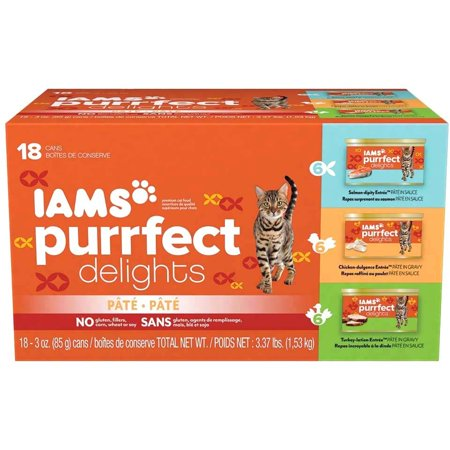 Iams Hairball Cat Food Ingredients