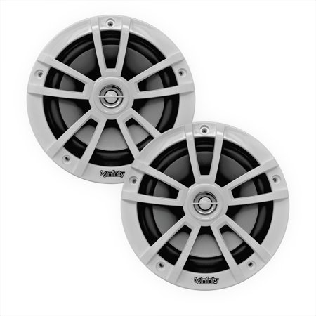 Infinity 622MW 450 W Max 6.5 inch 2 Way 4 Ohms Stereo Coaxial Marine Audio Speakers 4 Ohm Speaker Cabinet
