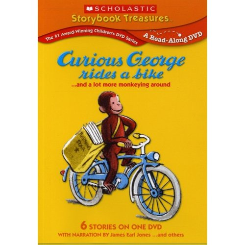 Curious George Rides A Bike... And A Lot More Monkeying Around