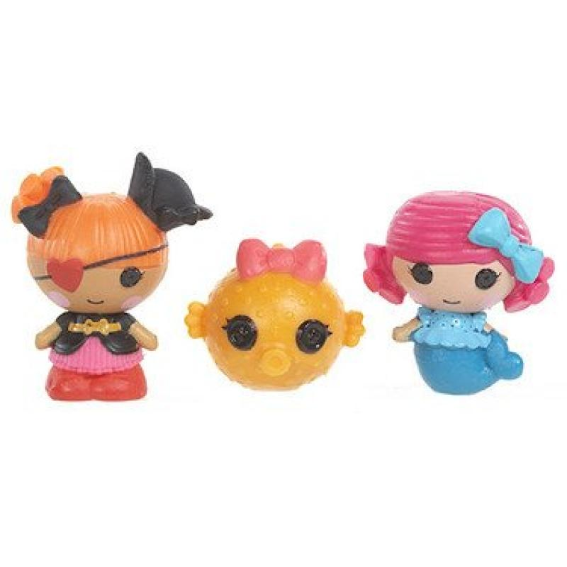 Lalaloopsy Tinies 3-Pack, Style 3