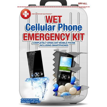 - Dry-All Wet Cellular Phone Emergency Kit