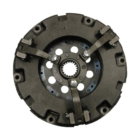 SBA320040980 New Ford New Holland Tractor Clutch Plate Double TC30 19 spline