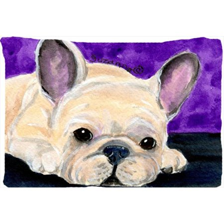 20.5 x 30 in. French Bulldog Moisture Wicking Fabric Standard -