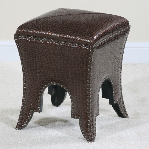 Ultimate Accents Madrid Ottoman