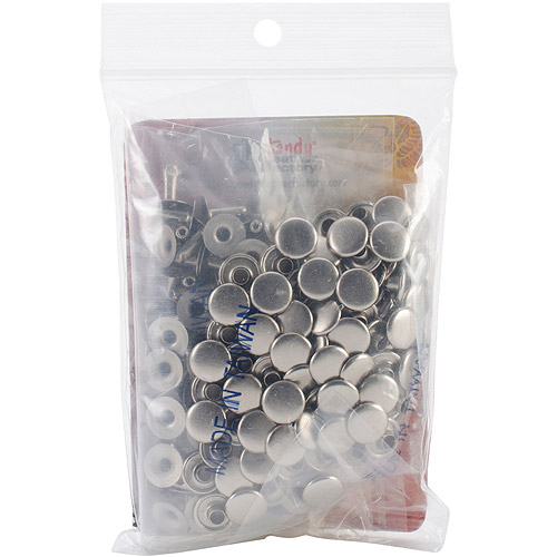 "Rapid Rivets, .3125"", 100pk, Nickel Plated"