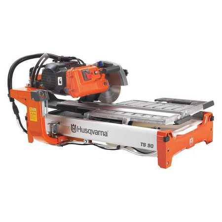 Tile Saw,1.5 HP,Wet,137 lb.,115V HUSQVARNA 967285301 by Husqvarna