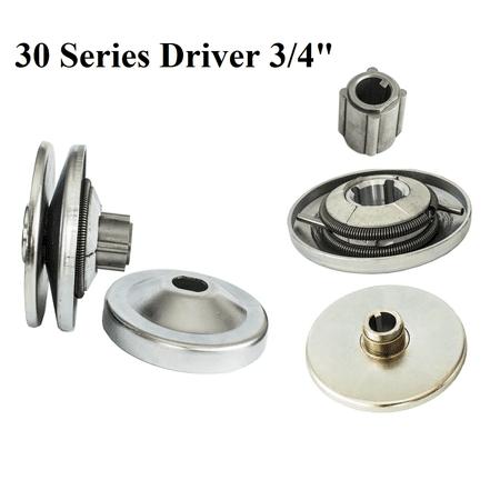 30 Series Torque Converter Driver Clutch 3/4