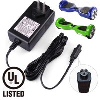 36V - 42V 1A Power Adapter Charger for 2 Wheel Self Balancing Hoverboard
