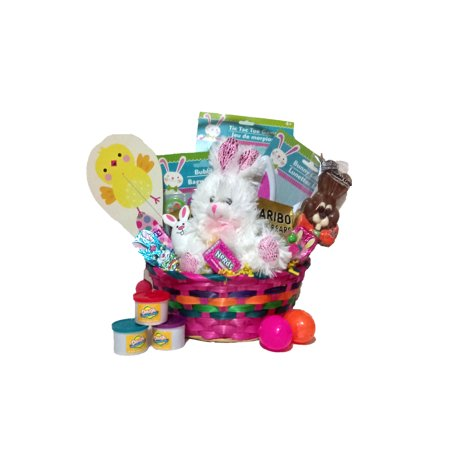 Classic Deluxe Easter Gift Basket](Filled Easter Baskets)